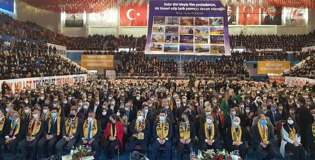 Urfa'da muhalefet partilerinden 18 meclis üyesi AK Parti'ye geçti