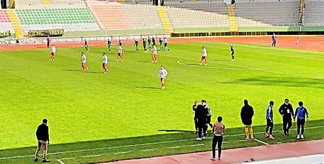 Şanlıurfaspor Zonguldak Kömürspor 3-0