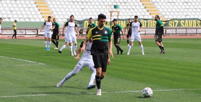 Şanlıurfaspor Uşakspor 2-0