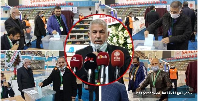 Adnan Yükselir ASKF başkanı seçildi
