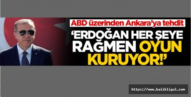 Ahlaksız Alman! Erdoğan Milli menfaatlerine göre davranıyor