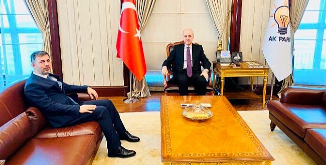 AK Parti İl Başkanı Abdurrahman Kırıkçı: DEDAŞ sorununu çözmek boynumuzun borcudur