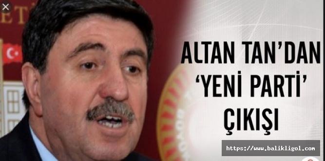 Altan Tan Berzani'in Rudaw'ına Konuştu: Yeni bir partiye ihtiyaç var