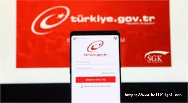 """Bakan Selçuk; """"SGK'ye ait 5 hizmet daha e-Devlet'ten sunulacak"""""""