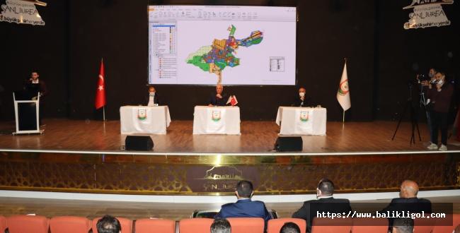 Büyükşehir Belediye Meclisi 3 İlçe İçin Olağanüstü Toplandı