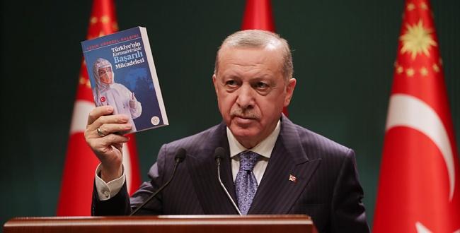 Erdoğan, Koronavirüs sürecindeki yatırım ve destekleri anlattı