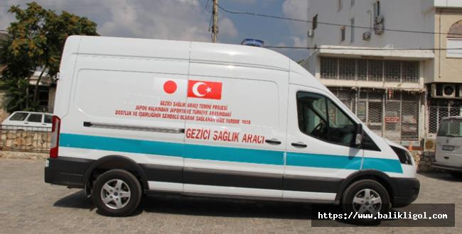 Eyyübiyeliler için Mobil Jinekoloji ve Sağlık Tarama Aracı Alındı