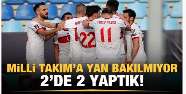 Türkiye 3 - 0 Norveç