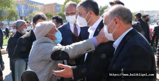 İl Başkanı Abdurrahman Kırıkçı Esnaf ve Vatandaşı Ziyareti Etti