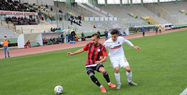 Karaköprü Belediyespor 1- 2 Düzcespor