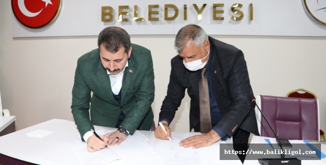 Karaköprü Belediyesi İşçiler İçin Sözleşme İmzaladı