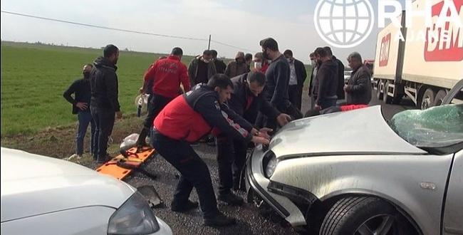 Karşı şeride geçen araç kazaya neden oldu: 1 ölü 1 yaralı
