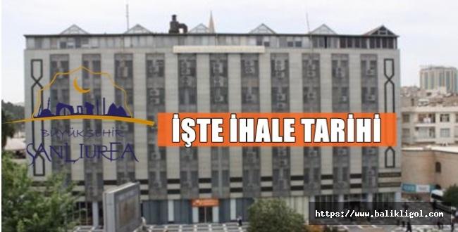 Şanlıurfa Büyükşehir Belediyesi İlana Çıktı