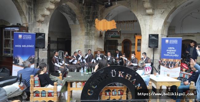 Şanlıurfa Büyükşehir Tarihi Gümrükhanı'nda Müzik Ziyafeti