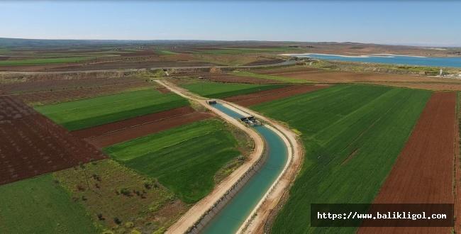Suruç Sulama Projesi ile ilgili yeni gelişme