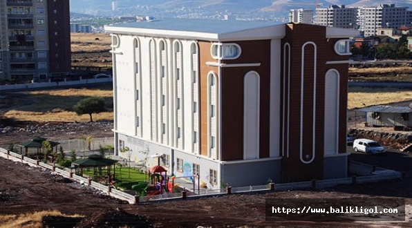 Urfa'da Bölgenin En Büyük Yetim Eğitim Merkezi Açıldı