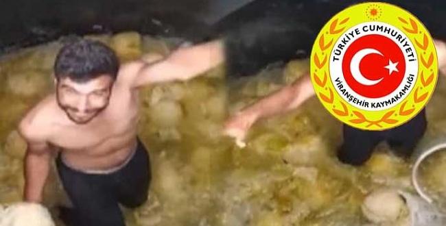 Viranşehir turşu skandalı iddiaları yalanlandı