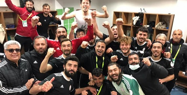 Yeni Orduspor Karakaöprü Belediyespor 2 - 1