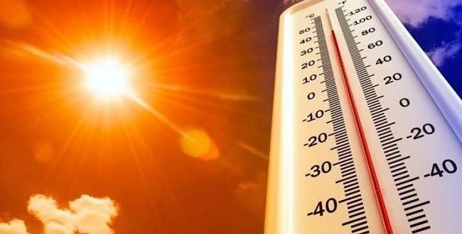 Urfa'da sıcaklar artıyor