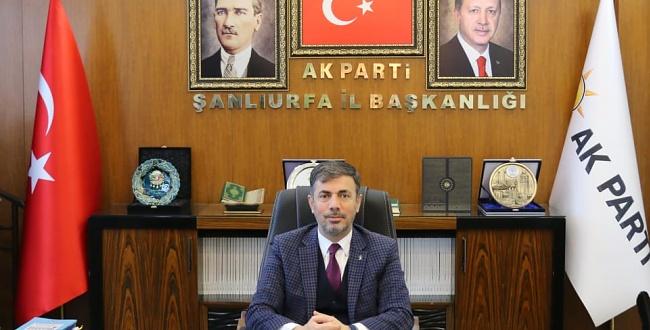 Başkan Kırıkçı 1 Mayıs Emek ve Dayanışma Gününü Kutladı