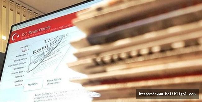 Erdoğan'ın İmzasıyla Mesai Saatlerini belirleyen genelge Resmi Gazete'de yayımlandı