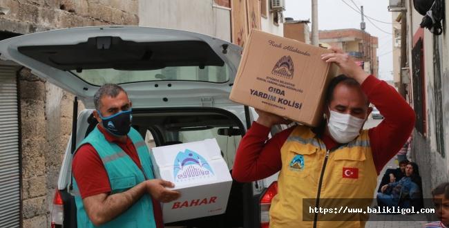 Eyyübiye Belediyesi Ramazan Seferberliği Başlattı