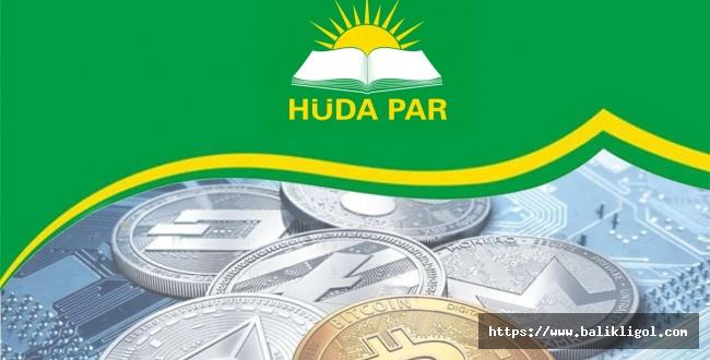 HÜDA PAR'dan yeni Kripto para açıklama: Sıkı tedbirler alın!