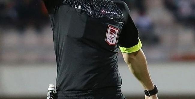 İnegölspor-Şanlıurfaspor maçının hakemi Mustafa Aydın
