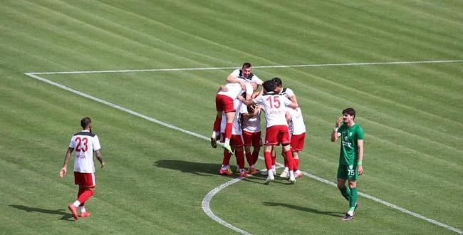 Karaköprü Belediyespor Muğlaspor 4 - 0