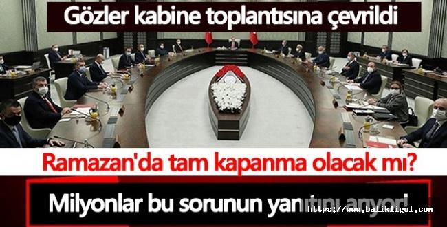 Ramazan Bayramında kaç gün kısıtlama var! Erdoğan bugün Açıklayacak