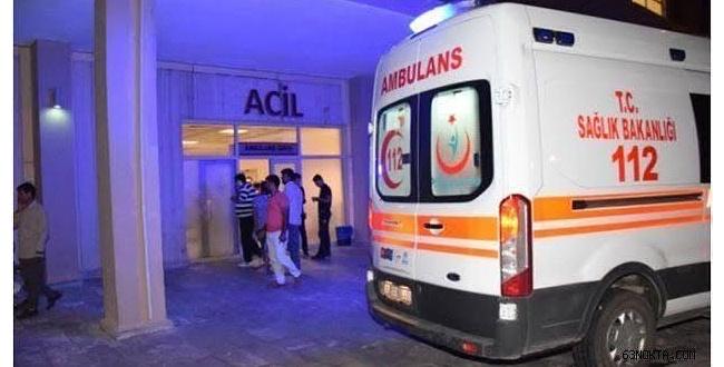 Şanlıurfa'da feci kaza: 2 ölü, 5 yaralı