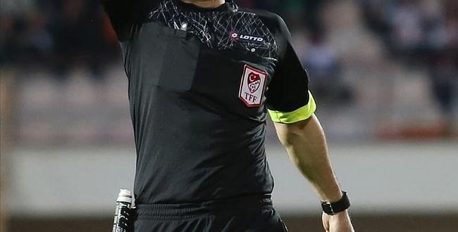 Şanlıurfaspor - Afjet Afyonspor maçını Özgür Reha Alıcı yönetecek