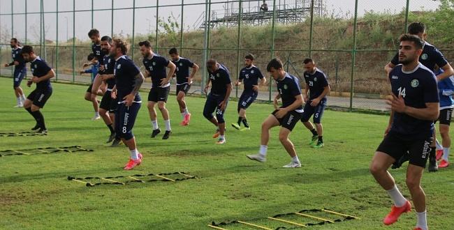 Şanlıurfaspor, İnegölspor maçının hazırlıklarını sürdürüyor