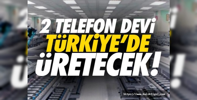 Türkiye hem yerli hem yabancı yatırımla  teknoloji üssü haline geliyor