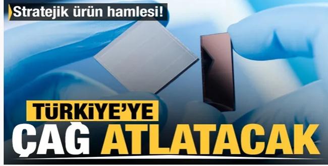 Türkiye'nin Üretimine Başladığı Grafen Nedir? Grafen Neye Yarar?