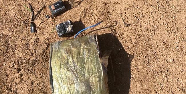 Urfa Valiliğinden Son Dakika Açıklaması Telabyad'da bomba ele geçirildi
