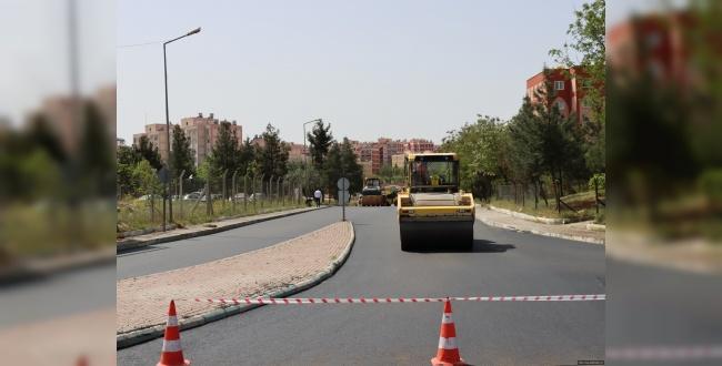 Urfa Büyükşehir TOKİ Batıkent'in yollarına el attı