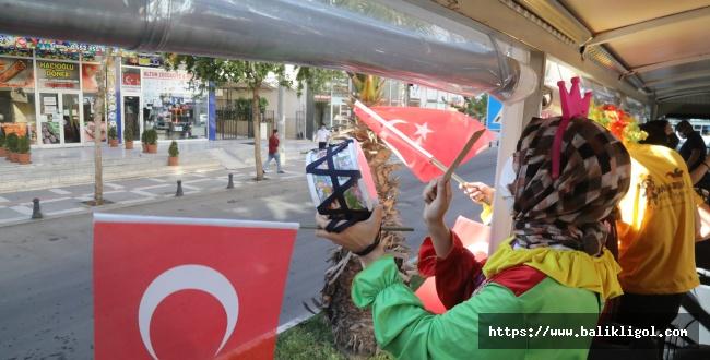 Urfa Büyükşehir Ve Gönüllü Palyaçolardan 23'nisan'a Özel Etkinlik-VİDEO HABER