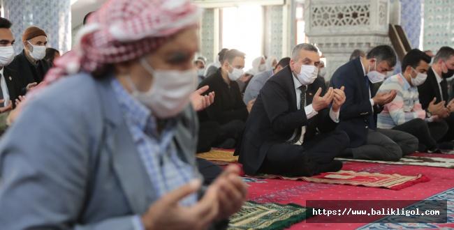 Urfa'da Şehitler İçin Mevlid Okutuldu
