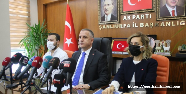AK Parti Şanlıurfa İl Başkanlığından 27 Mayıs Açıklaması