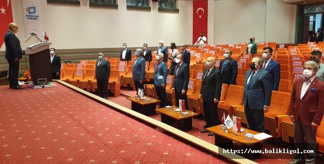 Anadolu gazete sahiplerinin BİK temsilcileri güven tazeledi
