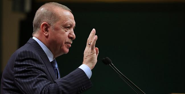 Erdoğan'dan Joe Biden'a İsrail tepkisi: Kanlı ellerinizle tarih yazıyorsunuz