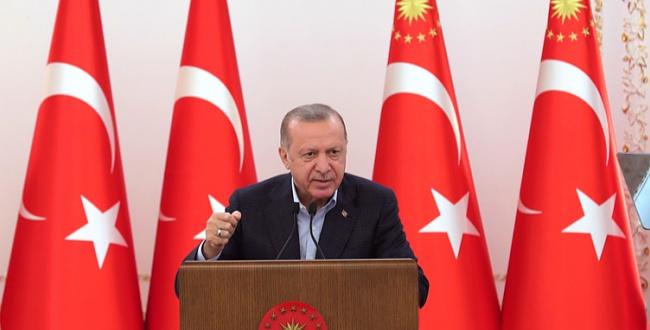 Erdoğan: Kudüs'ün onurunu, şerefini, izzetini, haysiyetini korumak her bir Müslüman'ın boynunun borcudur