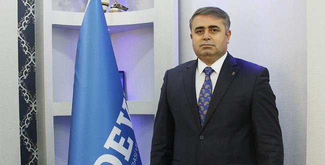 İl Başkanı Türysüz, Urfa'da artan intihar vakaları nedenlerinin üzerinde durulmalı