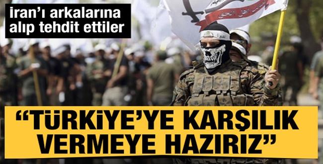 İran Destekli Şii Örgüt PKK Kuzey Irak'taki operasyonundan rahatsız olmuş