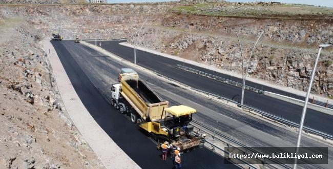 Karaköprü Narlıdere Köprülü Kavşağı Revize Edildi