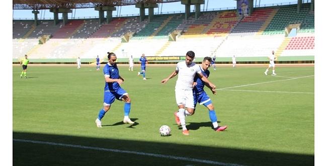Şanlıurfaspor - Niğde Anadolu 0 - 0