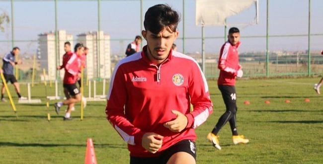 Şanlırfaspor'da kiralık oynayan  Süleyman Luş Galatasaray'a döndü
