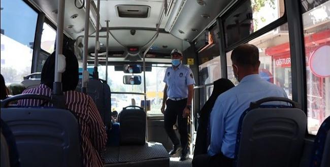 Şehir içi otobüsler normalleşmede nasıl hizmet verecek?