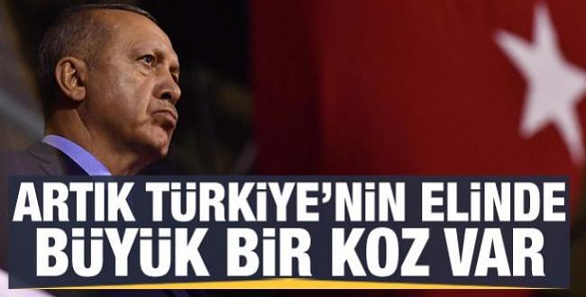 Türkiye'nin elinde İsrail'i köreltecek büyük bir koz var